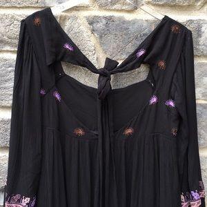 Free People Dresses - Rhiannon Embroidered Mini Dress